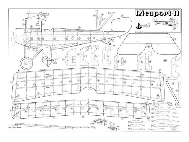 Nieuport 11 - 8715