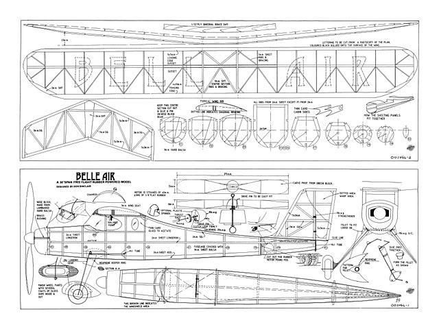 Belle Air - 8719