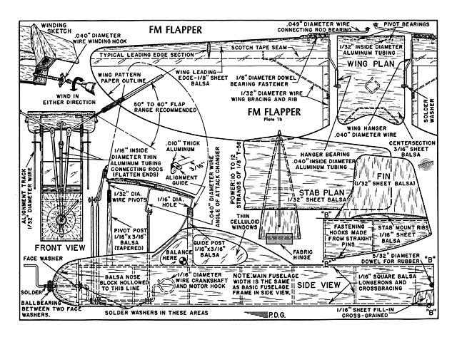 Flapper - 8728