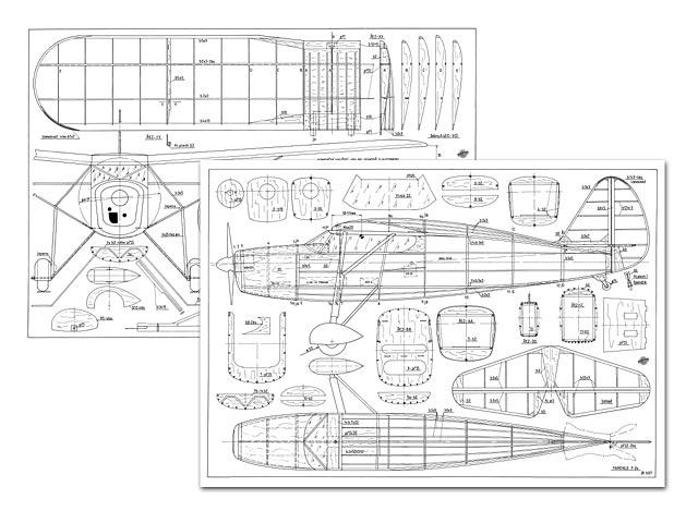 Fairchild F-24 - plan thumbnail image