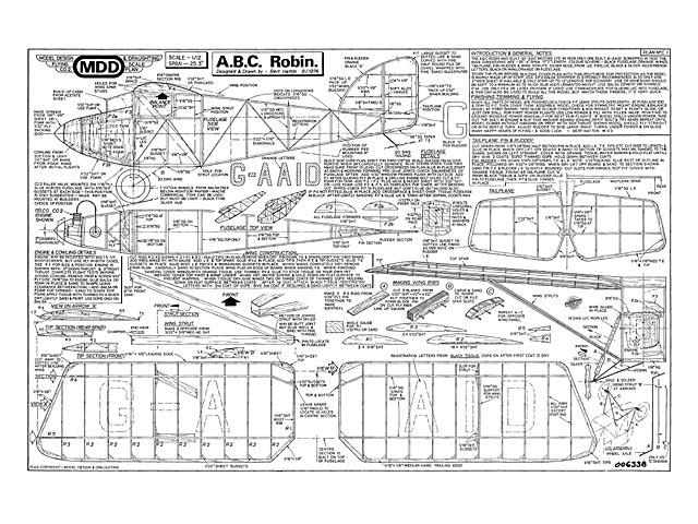 ABC Robin - 8755