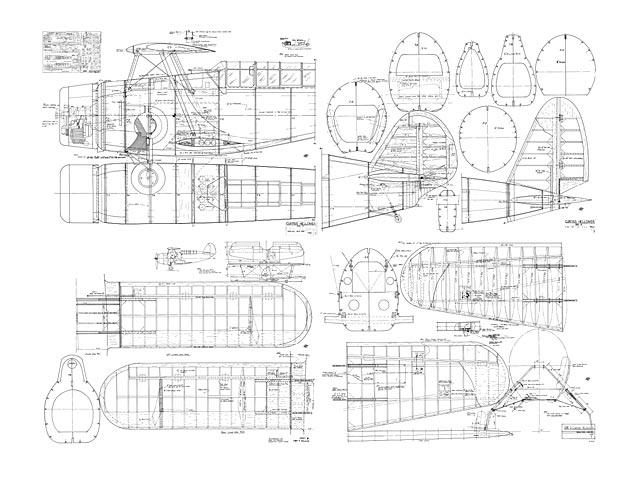 Curtiss SBC-3 (oz8784) by Herb Hall 1987