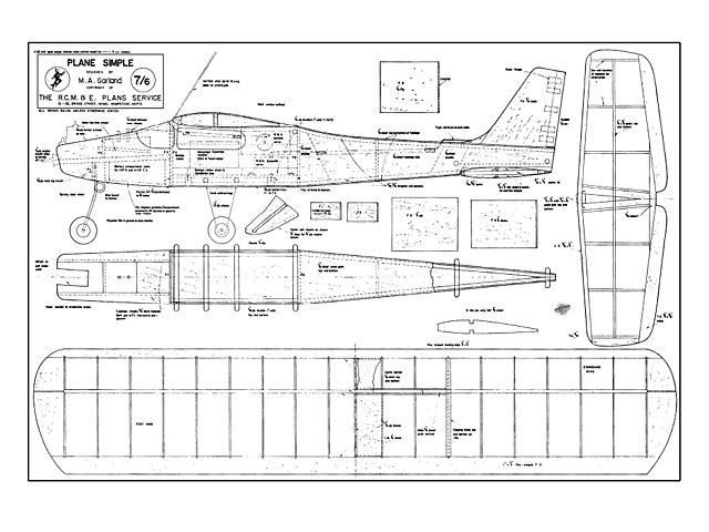 Plane Simple - 8842