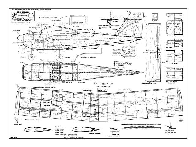 Saab MFI-15 Safari - 8844