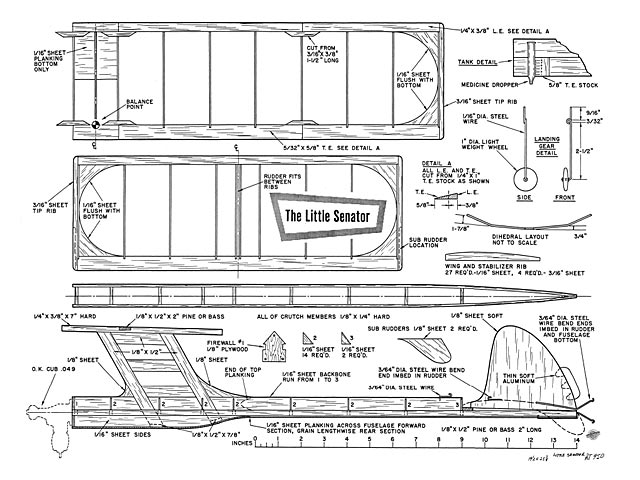 Little Senator - plan thumbnail image