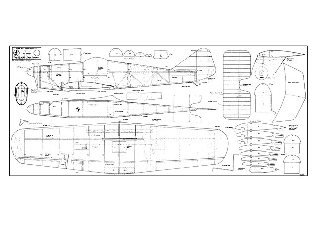 Miles Hawk Speed 6 - 8871