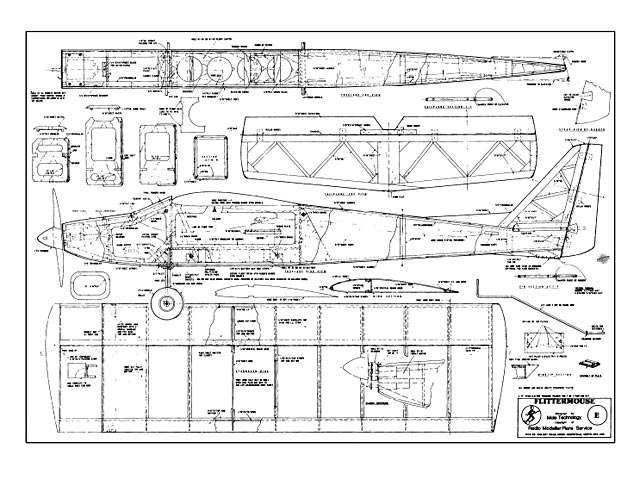 Flittermouse - plan thumbnail image