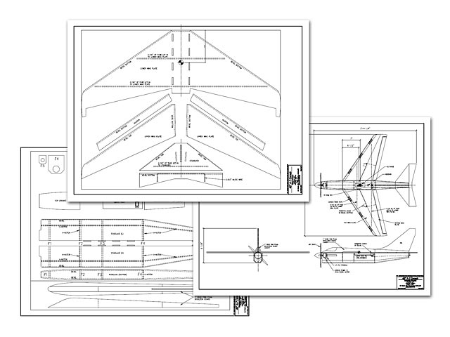 A-7 Corsair  - plan thumbnail image