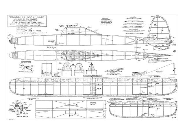 Dowsett's Wakefield - plan thumbnail image