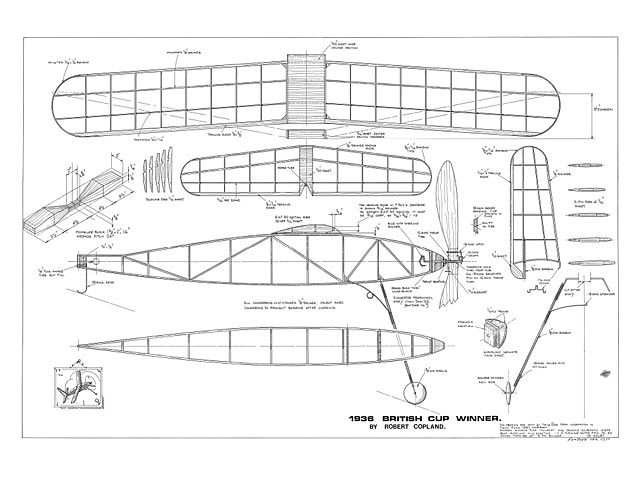 Copland Wakefield - plan thumbnail image