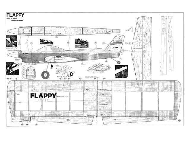Flappy - plan thumbnail image