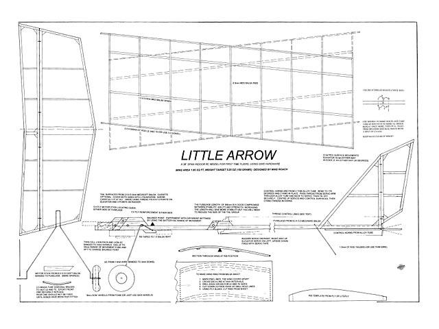 Little Arrow - plan thumbnail image