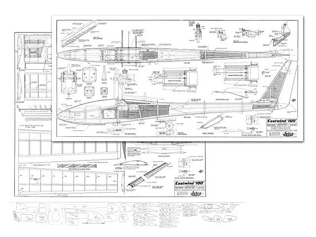 Eastwind 100 - plan thumbnail image