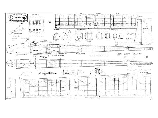 Tourmaline - plan thumbnail image