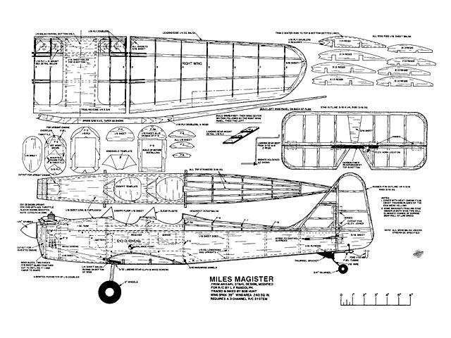 Miles Magister - plan thumbnail image