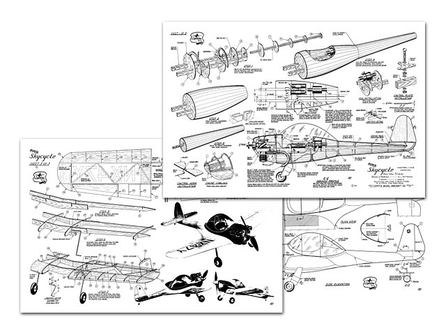 Piper Skycycle - plan thumbnail image
