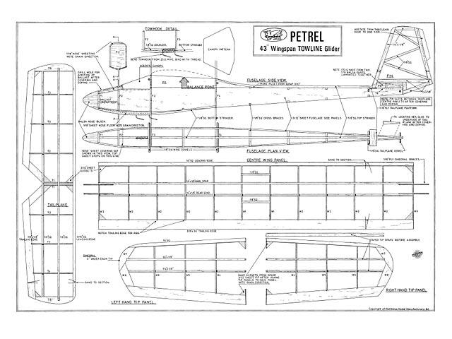 Petrel - 9069