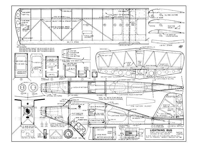 Lightning Bug - 9076