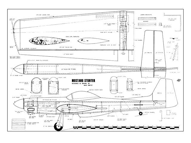 Mustang - 9078