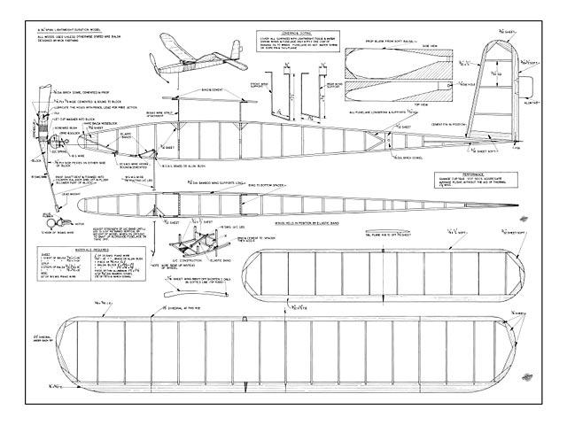 Lightweight Duration Mk II - plan thumbnail image