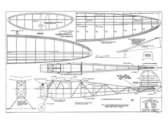 Clipper MkII - plan thumbnail image