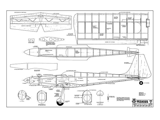 Pegasus Mark 4 - plan thumbnail image
