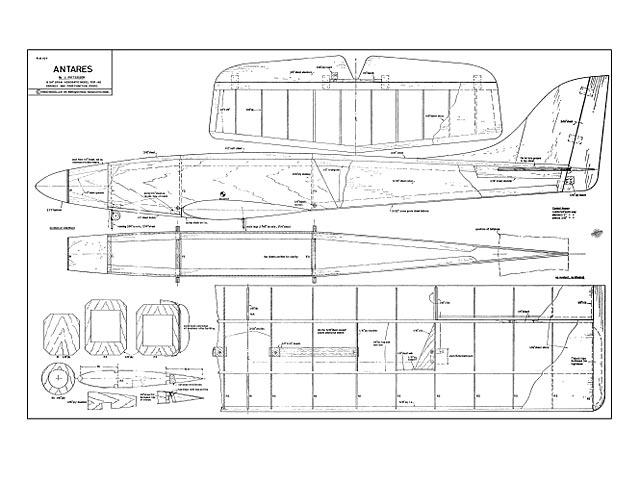 Antares  - plan thumbnail image
