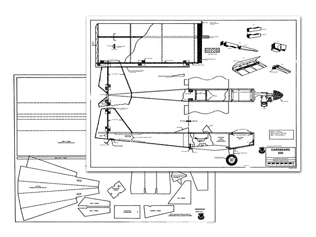 Cardboard 500 - plan thumbnail image