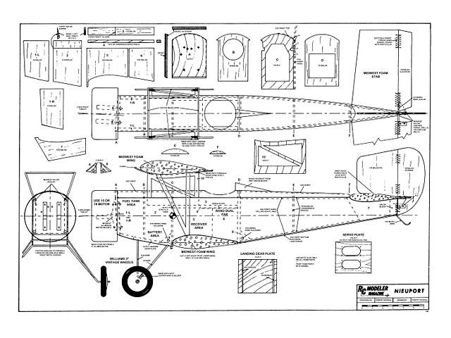 Nieuport - plan thumbnail image