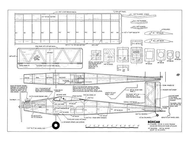 Boxcar - plan thumbnail image
