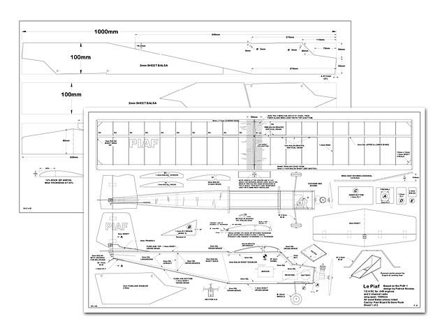 Le Piaf 1/2A - plan thumbnail image