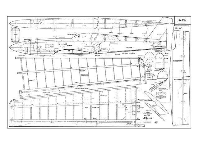 RA-200 - plan thumbnail image