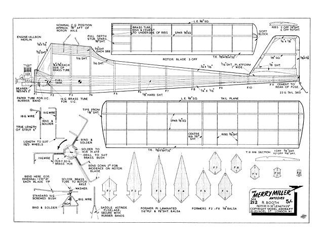 Merry Miller - plan thumbnail image
