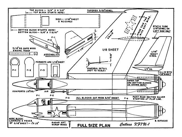 Cutlass - 9300