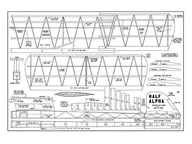 Half Alpha - plan thumbnail image