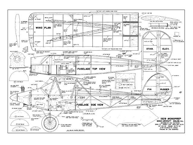 Monoprep - plan thumbnail image