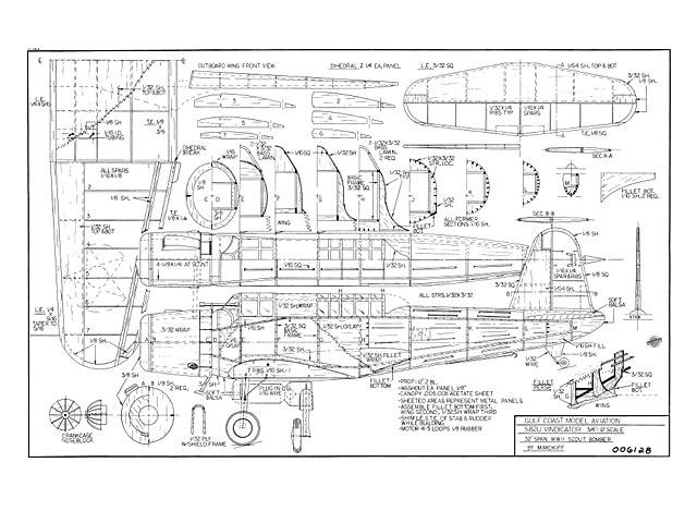SB2U Vindicator (oz9334) by Mike Midkiff from Gulf Coast