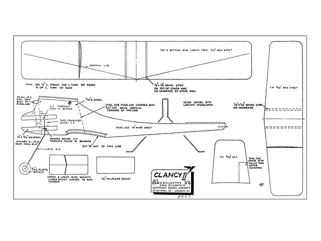 Clancy II - plan thumbnail image