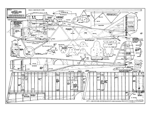 Ansaldo SVA5 - plan thumbnail image