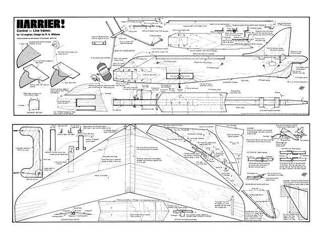 Harrier - plan thumbnail image