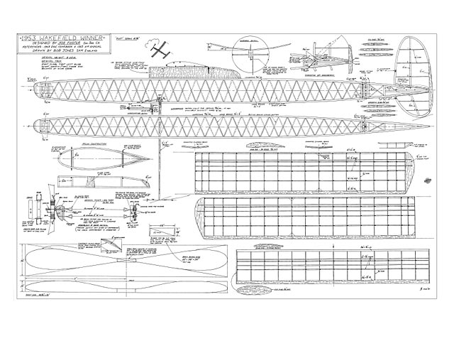 1953 Wakefield Winner - plan thumbnail image