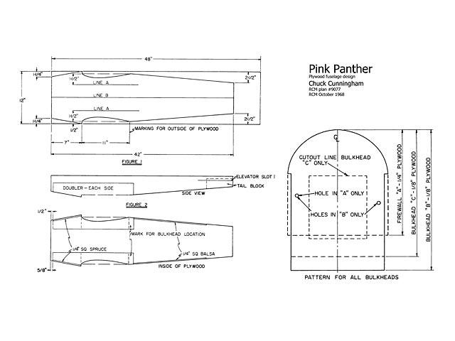 Pink Panther - plan thumbnail image