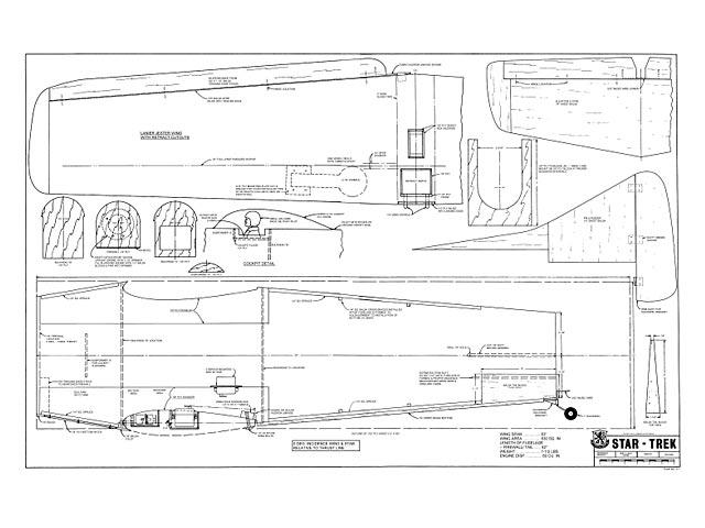 Star Trek - plan thumbnail image