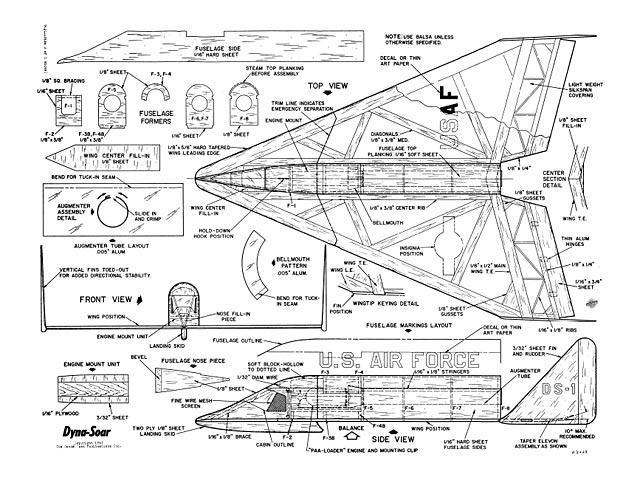 Dyna-Soar - plan thumbnail image