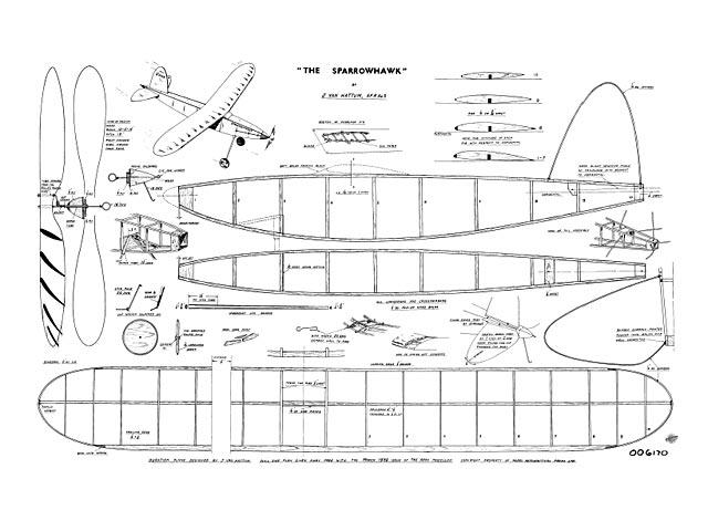 Sparrowhawk - plan thumbnail image