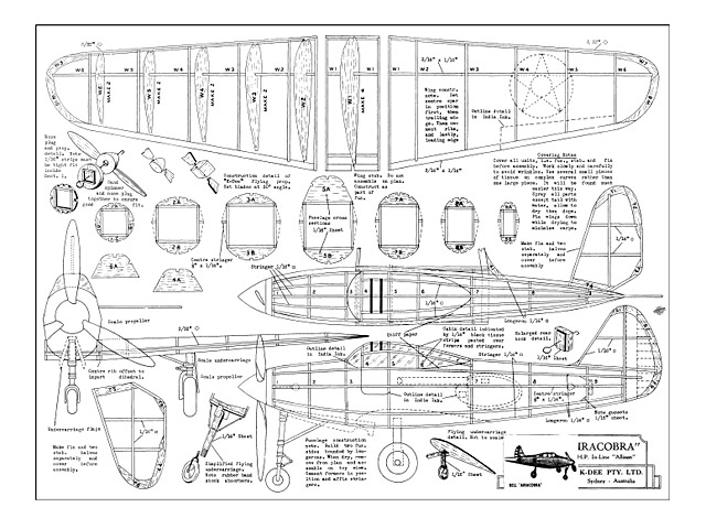 Airacobra - plan thumbnail image