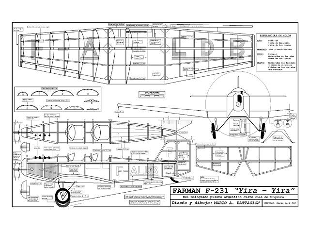Farman F-231 Yira Yira (oz9477) by Mario Battagion 2006