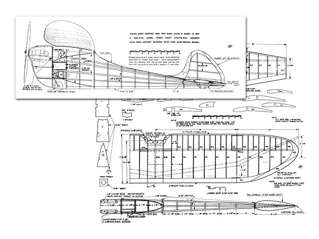 Jersey Javelin - plan thumbnail image