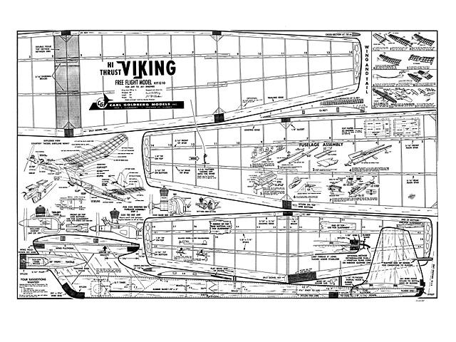Hi Thrust Viking - plan thumbnail image