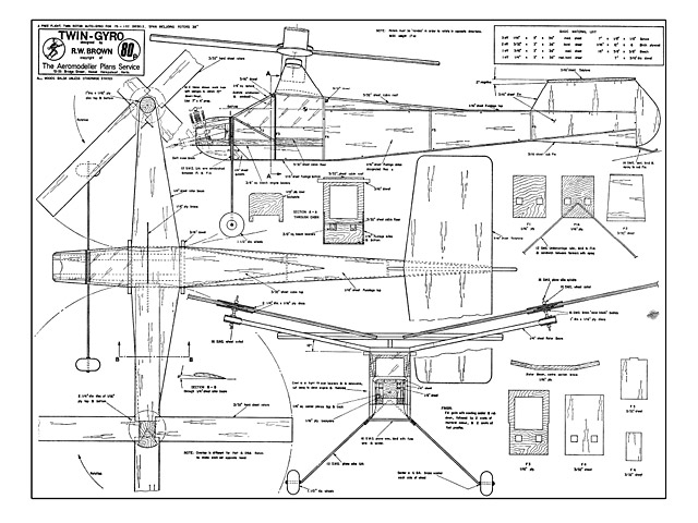 Twin Gyro - plan thumbnail image